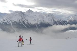 Ski Opening St. Anton