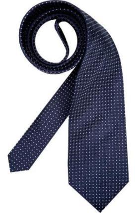blaue Krawatte von Bugatti
