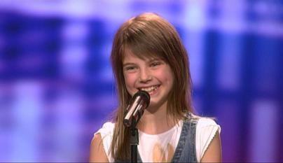 Supertalent 2010 -Laura Rieger - Foto: (c) RTL