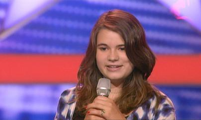 Supertalent 2010 - Lina Malin Arndt - Foto: (c) RTL