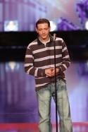 Darko Kordic beim Supertalent 2010 - Foto: (c) RTL / Stefan Gregorowius