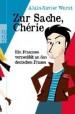 Zur Sache Cherie - Alain-Xavier Wurst
