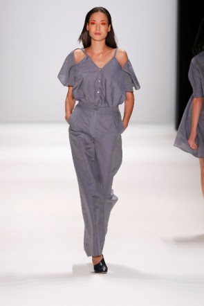 Sommermode 2012 by Perret Schaad zur Fashion Week Berlin