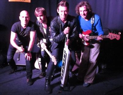 Live-Karaoke mit Band im Garbaty Berlin-Pankow