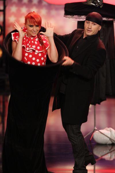 Sos & Victoria Petrosyan beim Supertalent 2011 - Foto: (c) RTL / Stefan Gregorowius