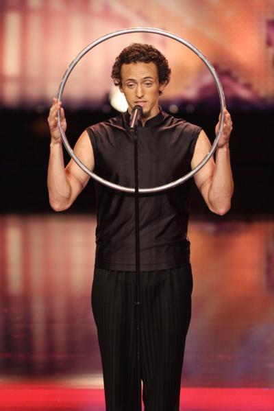 Albert Tröbinger beim Supertalent 2011 - (c) RTL / Stefan Gregorowius