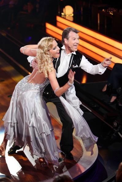 Patrick Lindner und Isabell Edvardsson bei Lets dance 2012 - (c) RTL / Stefan Gregorowius