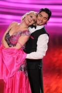 Magdalena Brzeska und Erich Klann bei Lets dance 2012 - Show 8 - Foto: (c) RTL - Stefan Gregorowius