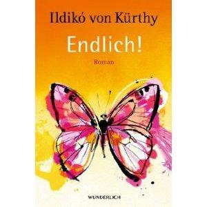 Endlich - das neue Buch von Ildiko von Kürthy