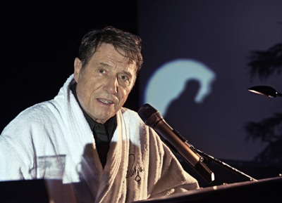 Udo Jürgens in Der Mann mit dem Fagott - Foto: ORF-Graf Filmproduktion-Toni Muhr