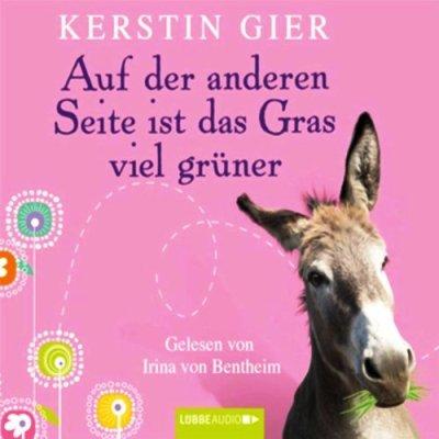 Buch Kerstin Gier - Auf der anderen Seite ist das Gras viel grüner