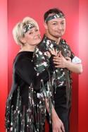 Gitte Haenning bei Lets dance 2012 mit Gennadi Bondarenko - (c) RTL / Stefan Gregorowius