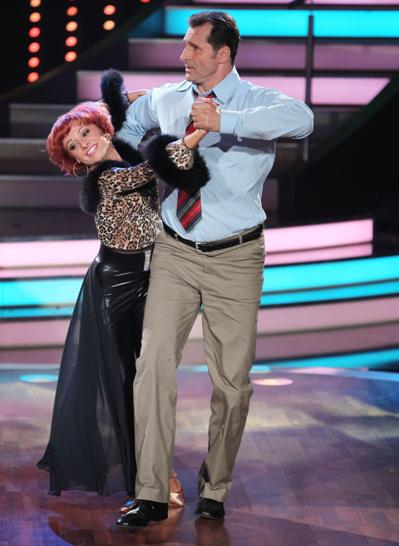 Lars Riedel und Marta Arndt bei Let's dance 2012 - (c) RTL / Stefan Gregorowius